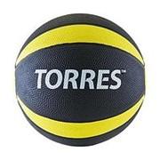 Медбол Torres 1 кг арт.AL00221 фото