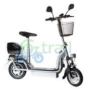 Электрический мини скутер фото