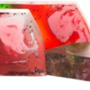 Натуральное мыло Арбуз 100 гр фото