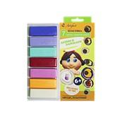Набор для творчества ARTIFACT 7507-58 7 цветов с эффектом Шифон фото
