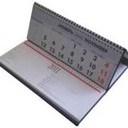 Изготовление календарей и ежедневников фото