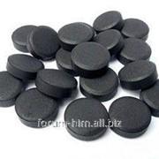 Активированный уголь таблетированный (ликероводка) уп. 1 кг фото