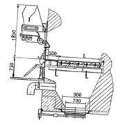 Топка полумеханическая ЗП-РПК-2-2200 3050 фото