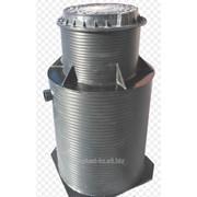 Жироуловитель под мойку промышленный ЖУ-3 фото