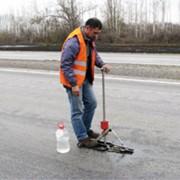 Диагностика автомобильных дорог в Костанае, Казахстане фото