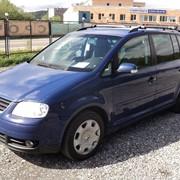 Автомобиль Volkswagen Touran, 2005 фото