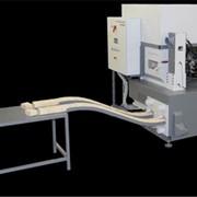 Пресс модель BP600A для брикетировки и сжатия oтходов в брикеты и производства биотоплива фото