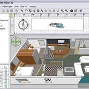 Проектирование 3-D интерьеров