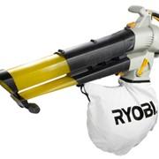 Пылесос садовый электрический Ryobi RBV-3000VP фото