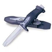 Нож водолазный, нож для подводной охоты фото