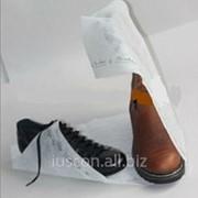 Бумага для упаковки обуви фото