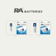 Аккумуляторы Rechargeable batteries RA фото