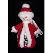 Снеговик (540 г.) фото
