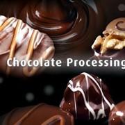 Глазировочное и др. оборудование для производства конфет фото