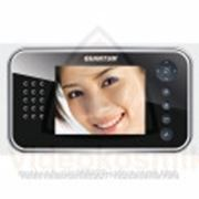 QM-563C белый - Монитор видеодомофона цветной с функцией «свободные руки», Quantum фото