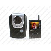 Беспроводной цветной видеодомофон Переносной REC PLUS фото