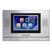 Цветной видеодомофон TFT Kenwei KW-123T фото