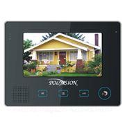 Цветной видеодомофон с сенсорными кнопками 7'' PVD-705C фото