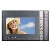 Цветной видеодомофон 7'' со встроенной памятью и слотом для SD-карт PVD-704CM128SD фото