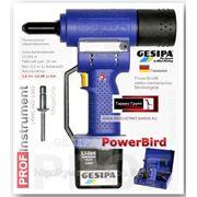 Заклепочник аккумуляторный GESIPA POWERBIRD