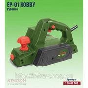 Электрорубанок Кратон EP-01 Hobby фото