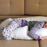 Подушка для беременных С-образная фото