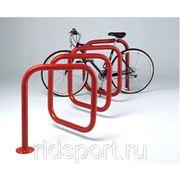 Велосипедная парковка H-36 фото