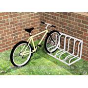 Парковка для 3х велосипедов фото
