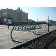 Велопарковка ВЛ-6 фото