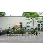 Велопарковка (стоянка) H-1 фото