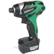 Гайковерт аккумуляторный Hitachi Wh10dl liion
