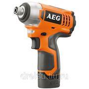 Гайковерты аккумуляторные AEG BSS 12C Li-ion (411680)
