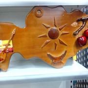 Картины-панно из дерева Казахстан фото