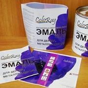 Этикетка термоусадочная для лакокрасочной продукции фото