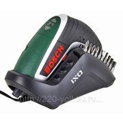 Отвертка аккумуляторная Bosch Ixo iv basic upgrade фото