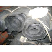 Пластина резиновая МБС (маслобензостойкая) 3 мм фото