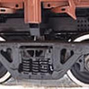 Тележка вагонная фото