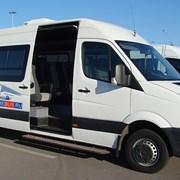 Аренда микроавтобуса с водителем фото