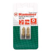 Бита Hammer Pb ph-2 25mm (2pcs) фото