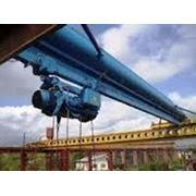 Кран балка мостовой кран опорный гп. 10 тн. 165м. Красноярск. фото