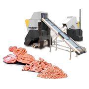 Шредеры и дробилки для переработки полимеров фото