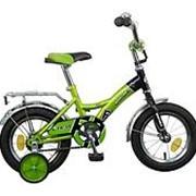 Велосипед Novatrack FR-10 12 зеленый фото