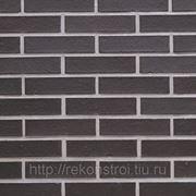 Кирпич облицовочный CRH (Голландия), Onyx Zwart фото