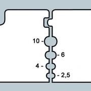 Инструмент для удаления изоляции 12 19 10 KNIP_KN-121910