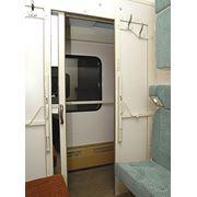 Подвеска задвижных дверей купе для пассажирских вагонов фото