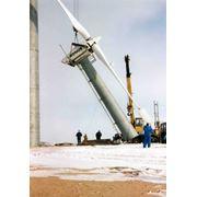 Установки ветроэнергетические фото