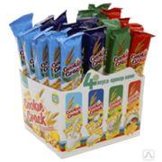 Крекер-мини Куки-Крэк, зеленый лук и сметана, 47г Оптом фото