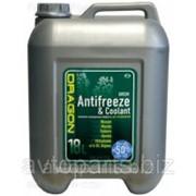 Высококачественная охлаждающая жидкость DRAGON ANTIFREEZE GREEN фото