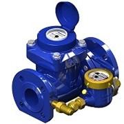 WPVD – UA - счётчик воды турбинный комбинированный, 80/20 мм фото