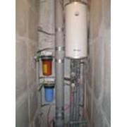 Водоснабжение, канализация, отопление фото